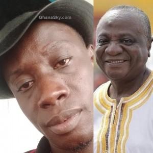 Nana Kwame Ampadu tribute song by Nana Nsoroma